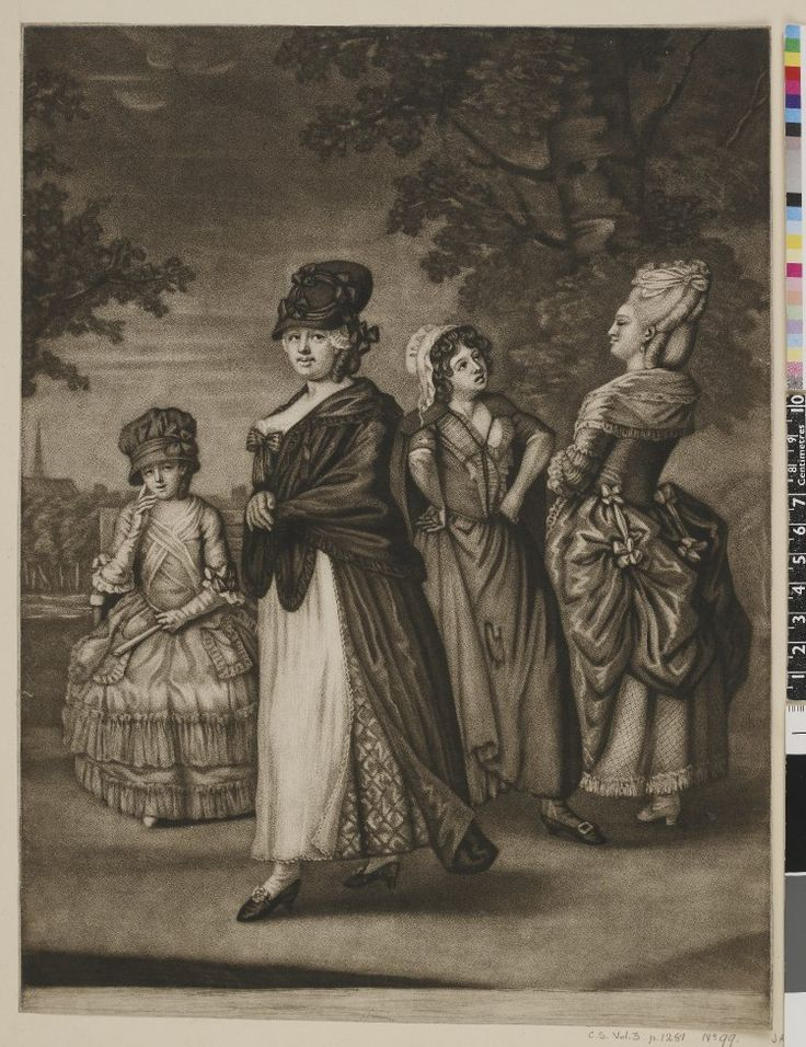 Image gallery: All Sorts. From the lucious Tid bit to the bouncing Jack Whore - From the Bunter in Rags to the gay Pompadour 1775/1776