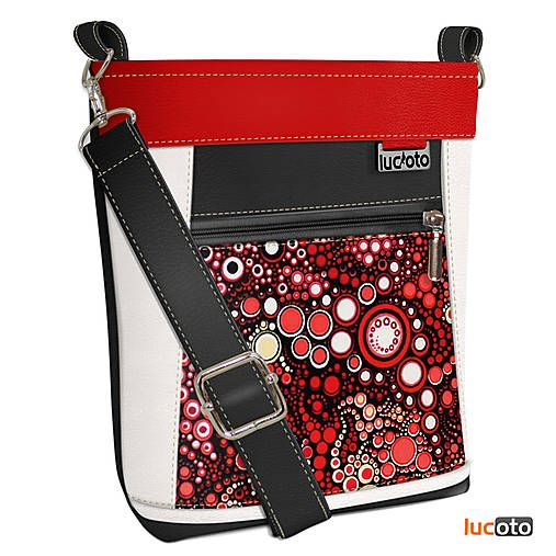 lucoto / Rexi One Hopla black , white and red