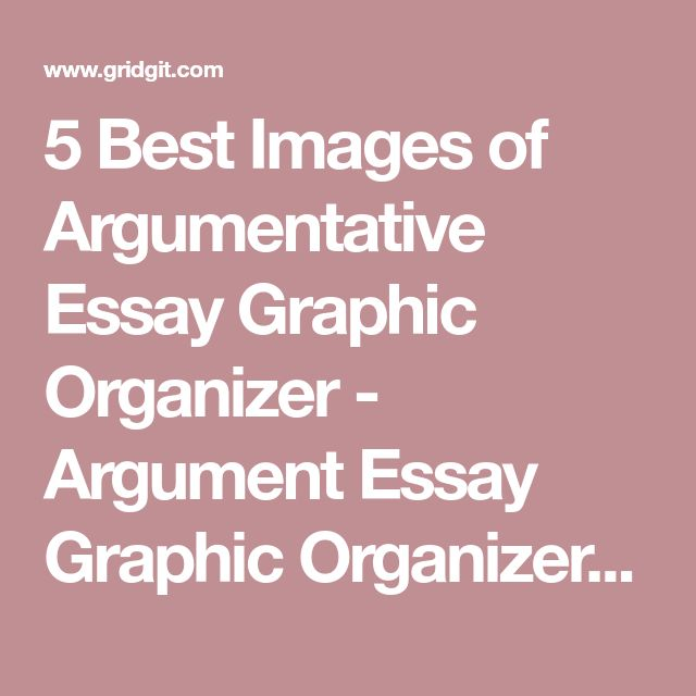 best persuasive essay outline ideas persuasive  5 best images of argumentative essay graphic organizer argument essay graphic organizer 5 paragraph