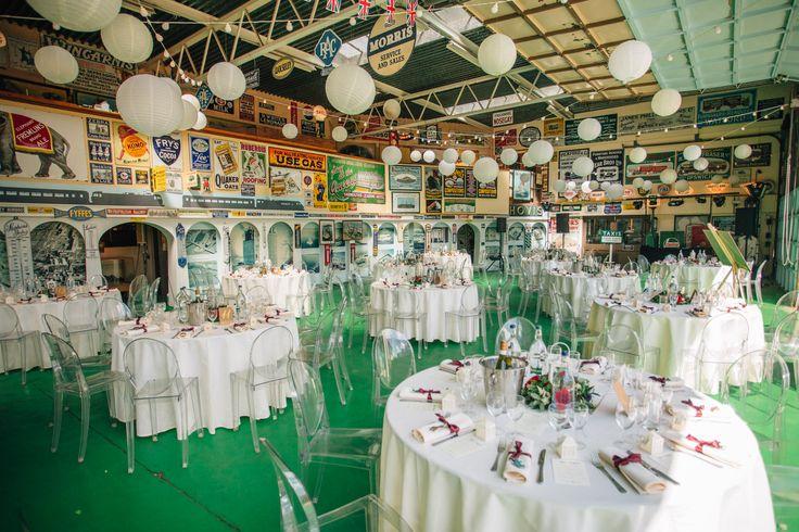 Fawley Hill Wedding