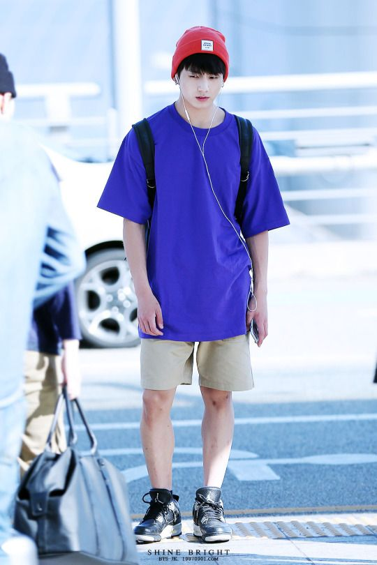 23 Best BTS Jungkook Airport Fashion Images On Pinterest | Bts Airport Bts Jungkook And Airport ...