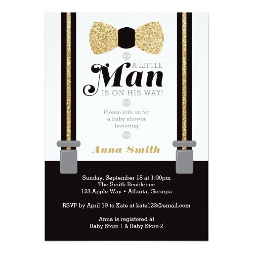 1000 Ideas About Little Man Shower On Pinterest Man