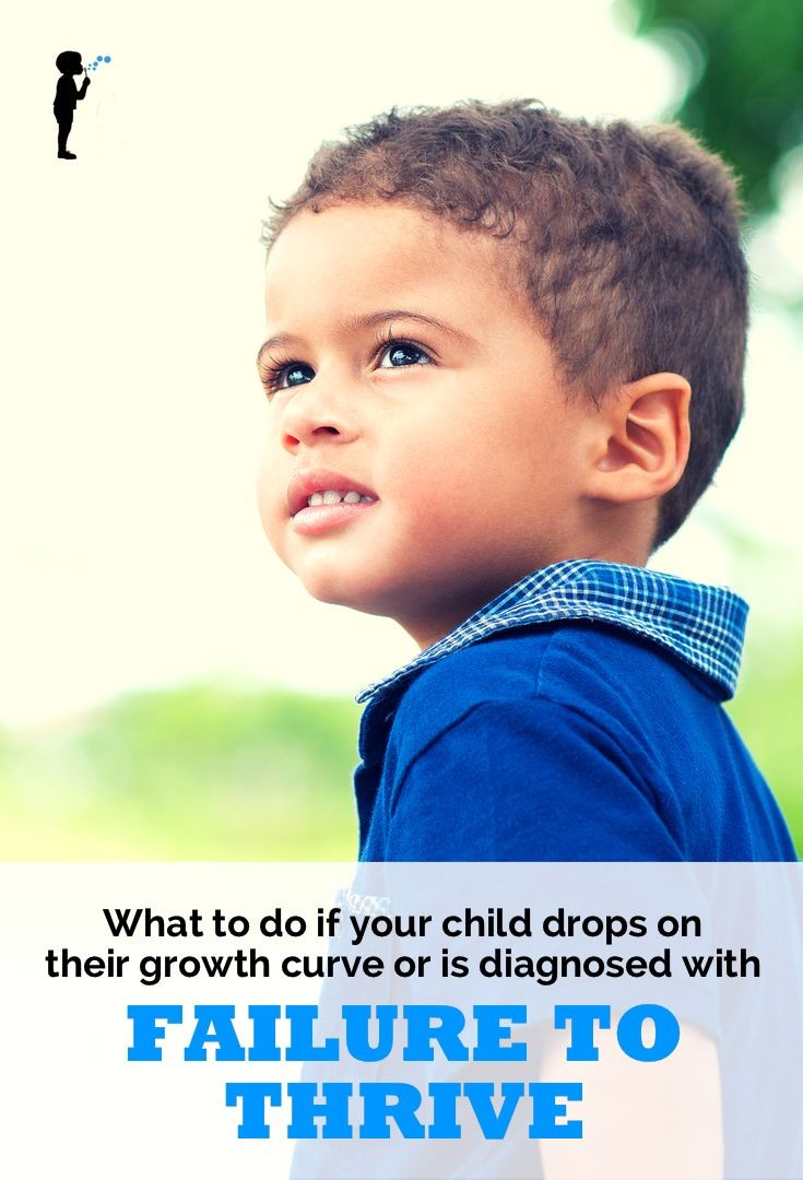 Natural failure to thrive tips from Naturopathic Pediatrics.