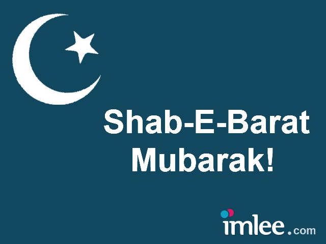 'Shab-e-Baraat' is celebrated on thirteenth or fourteenth night in the eighth month of the Muslim calendar- 'Shaban'  It is believed that on this night of Shab-E-Barat - - Allah writes destiny of all men for the coming year taking into account their past deeds.  - The birth and death of all human being for the year ahead is disclosed to the angels.   - Doors of forgiveness and mercy are opened.  - Muslims visit the graves of their family and relatives and pray for their welfare.