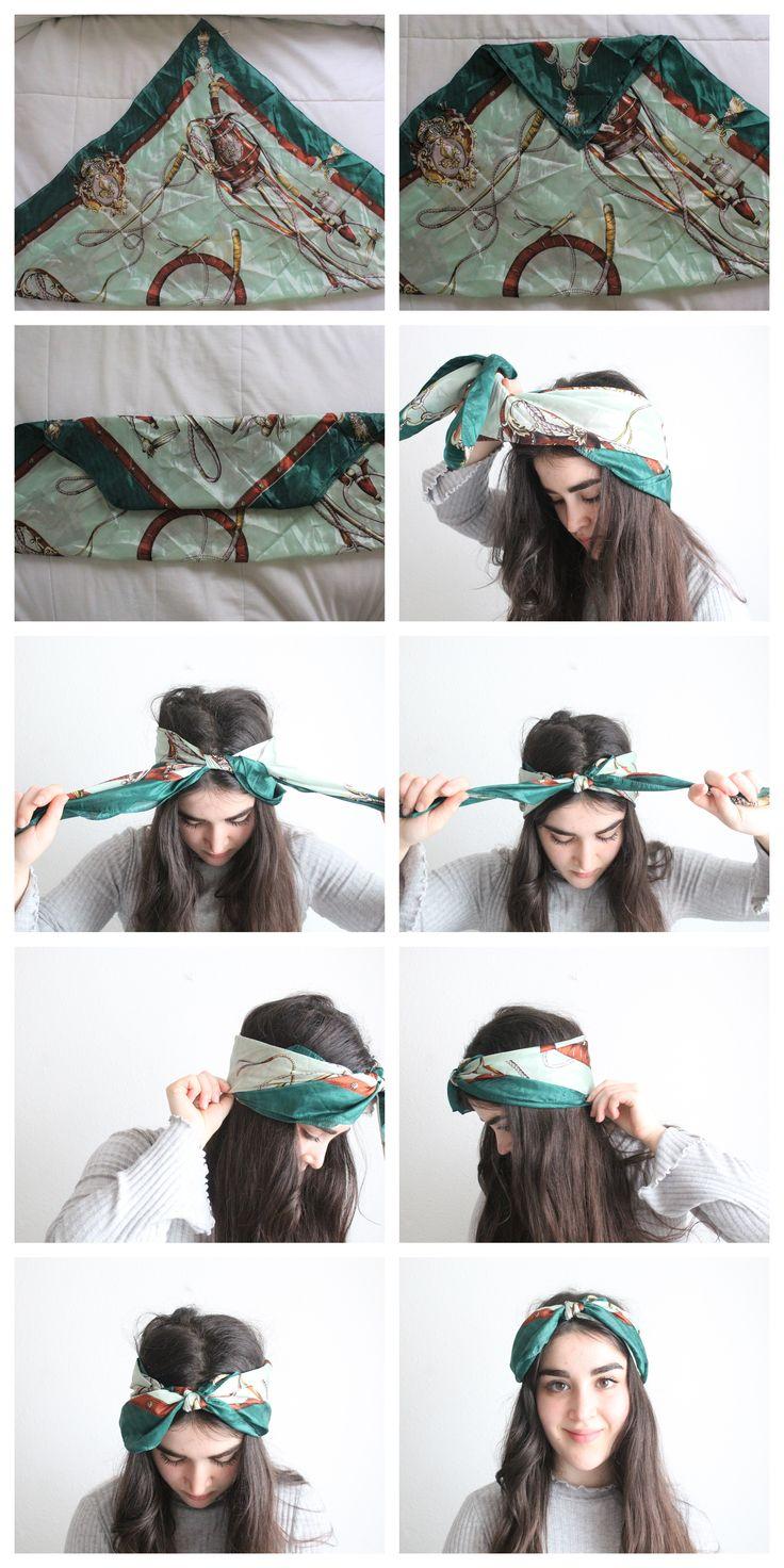ผ้าโผกหัว