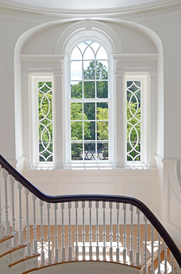 1084 best images about staircases on pinterest hallways for Classic window design