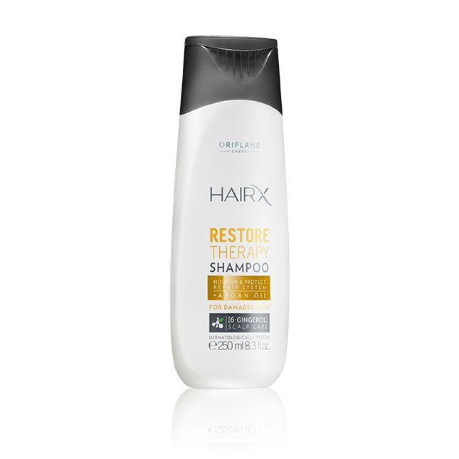 HairX Шампон за обновување на косата #oriflame