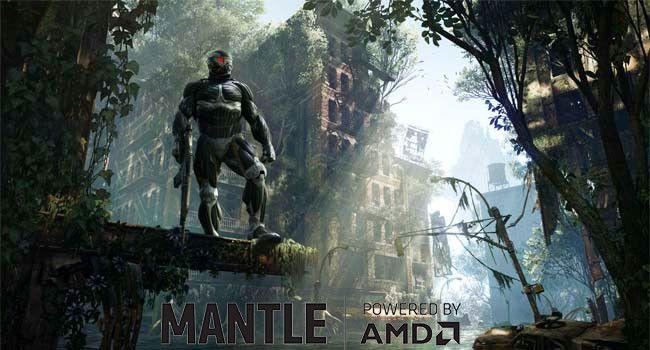AMD añade otro socio para promocionar su API Mantle: CryEngine, de Crytek  http://www.xataka.com/p/130867