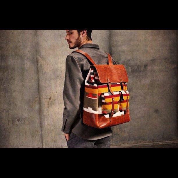 #mensfashion #backbag #bag #men #Pendleton