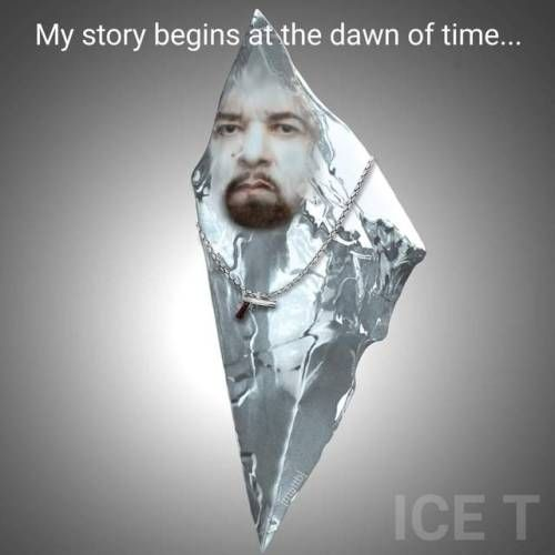 Rick and Morty, Ice T