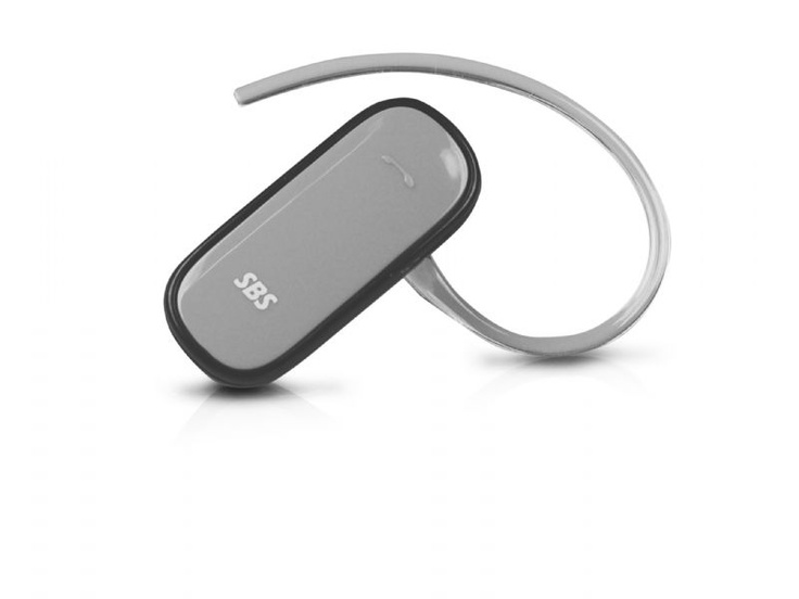 Bluetooth headset V 2.0+EDR with hear hook, Grey color. http://www.sbs-power.com/mobile-accessories/voice-and-music_bluetooth-earsets/1348_bluetooth-headset.html