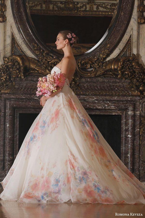 Vestido de Noiva Coleção 2016 | Romona Keveza Luxe Bridal Collection Spring 2016 Wedding Dresses | Wedding Inspirasi