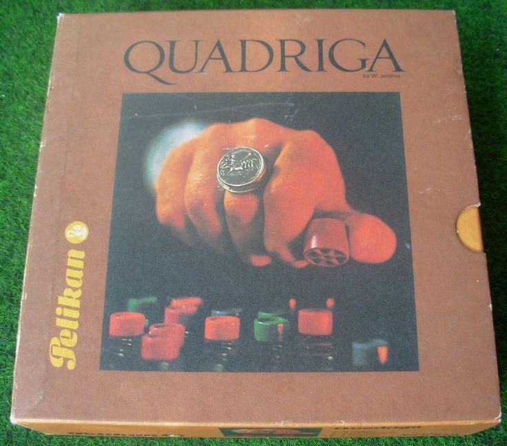 Quadriga Board games, Ancient rome, Ancient
