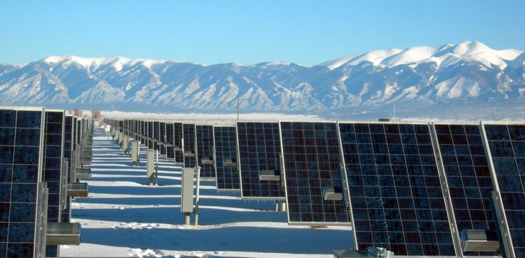 Former Colorado Gov. Bill Ritter, now leading a clean energy research center at Colorado State University, explains why clean energy will keep growing despite President Trump's focus on fossil fuel.