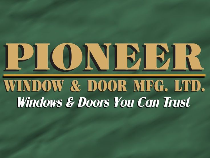 Pioneer Window & Door
