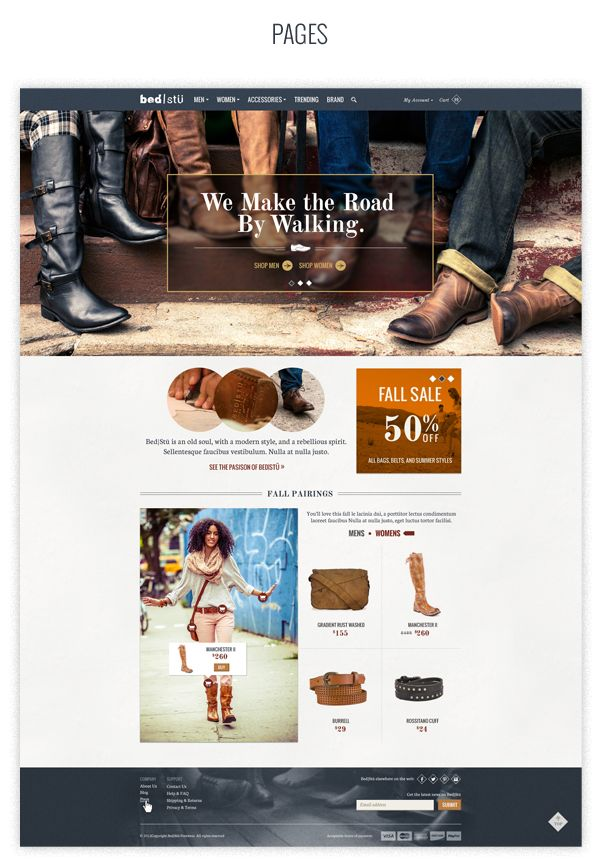 32 best web design images on pinterest design web design websites bedst website redesign really excited to share our companys redesign of the fandeluxe Gallery
