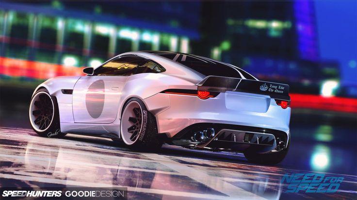 Jaguar F-Type by GoodieDesign on DeviantArt