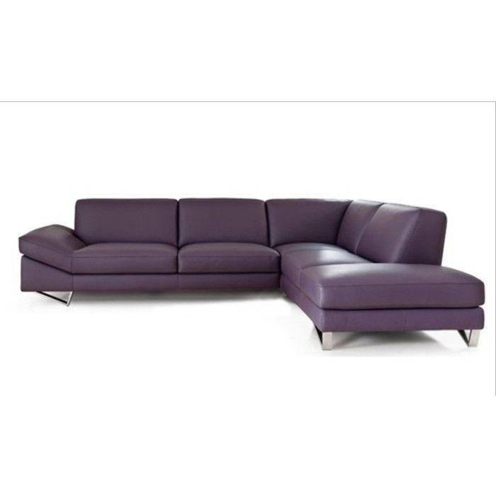 Divani Casa 795 - Modern Italian Leather Sectional Sofa