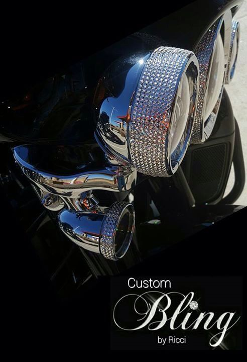 17 Best Images About Bling Motorcycle Parts On Pinterest