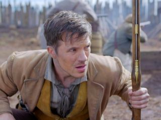 Timeless: Lucy And Wyatt Talk To James Bowie - Rotten Tomatoes