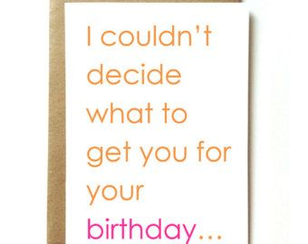 funny sexy romantic birthday card for wife by SpellingBeeCards