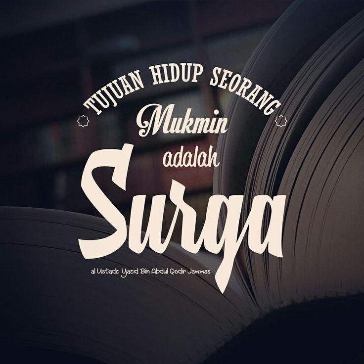 Cita² seorang Muslim