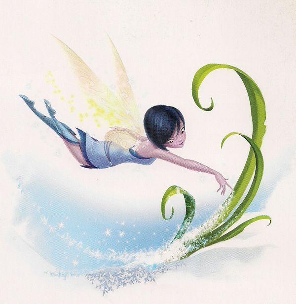 Spike - Disney Fairies Wiki