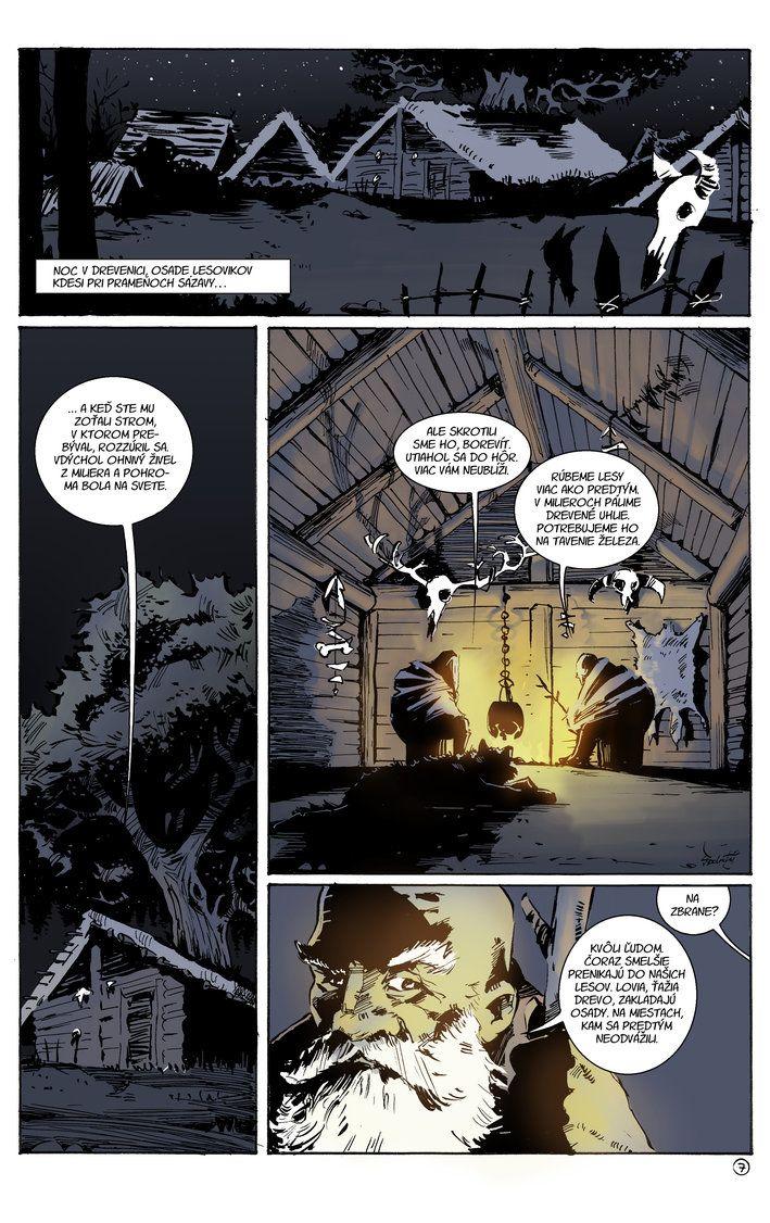 Comics  - page 7 by MatusSzalontai.deviantart.com on @DeviantArt