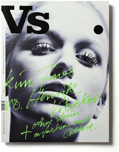Rasmus Koch Studio | Vs Magazine Issue.1 identity 2008