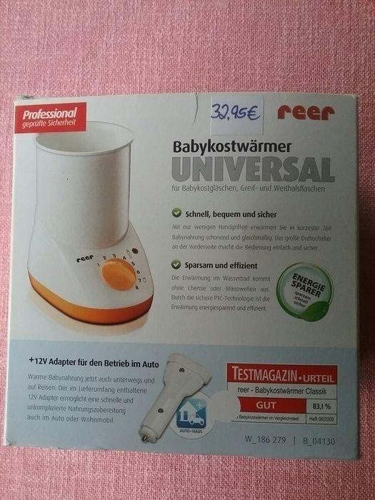 Reer Babykostwärmer mit Autoadapter
