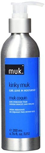 Muk Haircare Kinky Curl Leave in Moisturiser 676 Ounce ** For more information, visit image link.