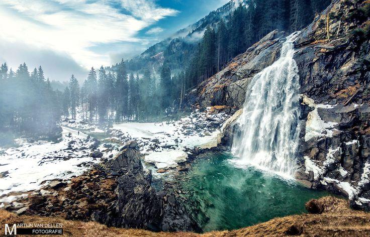 Krimmler Wasserfälle - Krimmler Wasserfälle,