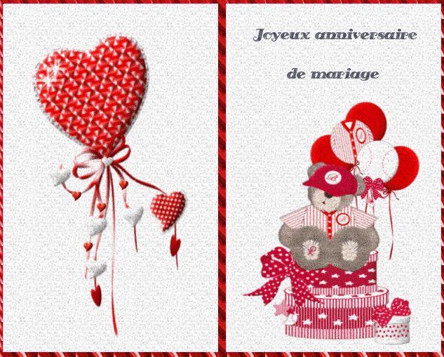 carte anniversaire de mariage à imprimer Créer Une Carte D'anniversaire De Mariage Gratuit Awesome Carte