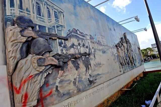 Massacre de Pointe à Pitre, Guadeloupe 1967, 85 morts - y a des évènements de notre histoire contemporaine que notre mémoire collective a mis du temps à intégrer.... -avril 16