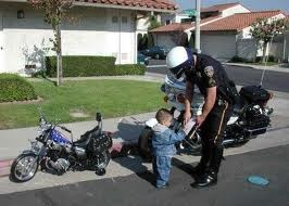Just like dad speeding in the city limits.: Animal Pics, Police Offices, Funny Children, Funny Pics, Funny Signs, Funny Pictures, Children Pictures, Bumper Stickers, Funny Animal