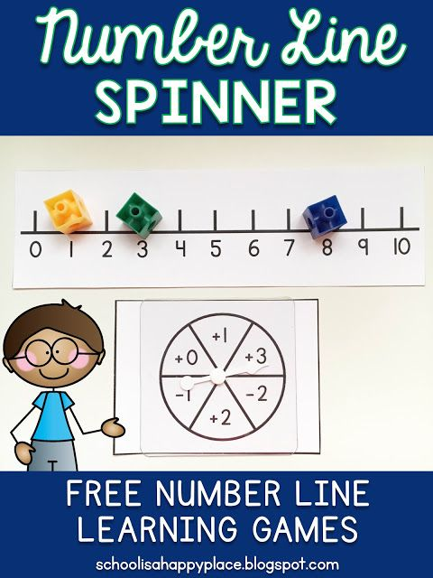 10 Best ideas about Number Line Activities on Pinterest | Number ...