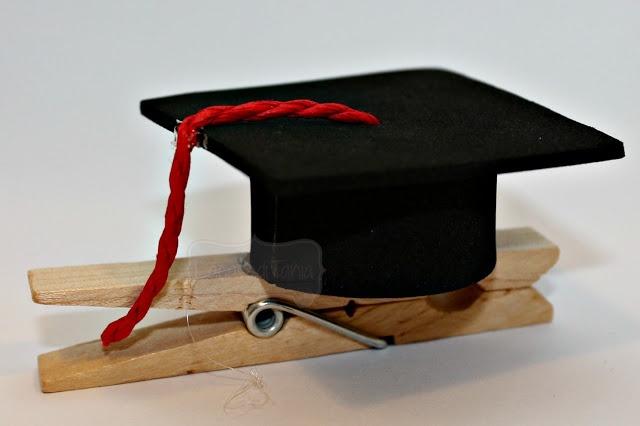 segnaposto laurea