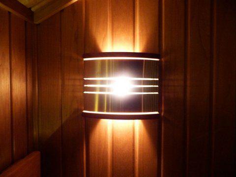 Saune Ibek - Lampi harvia