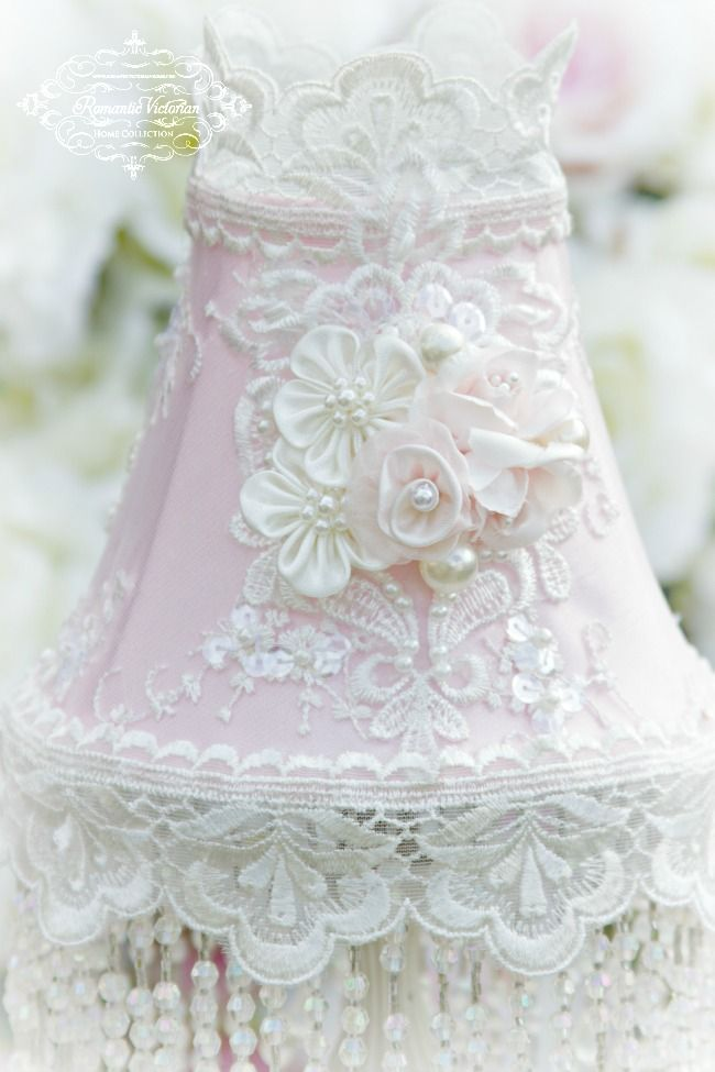 Romantic Victorian Home Collection: Lamp Shades