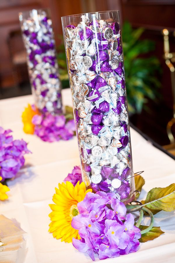 The best candy centerpieces wedding ideas on pinterest