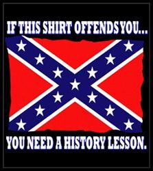 Rebel & Redneck T-Shirts - Rebel Flag Shirts