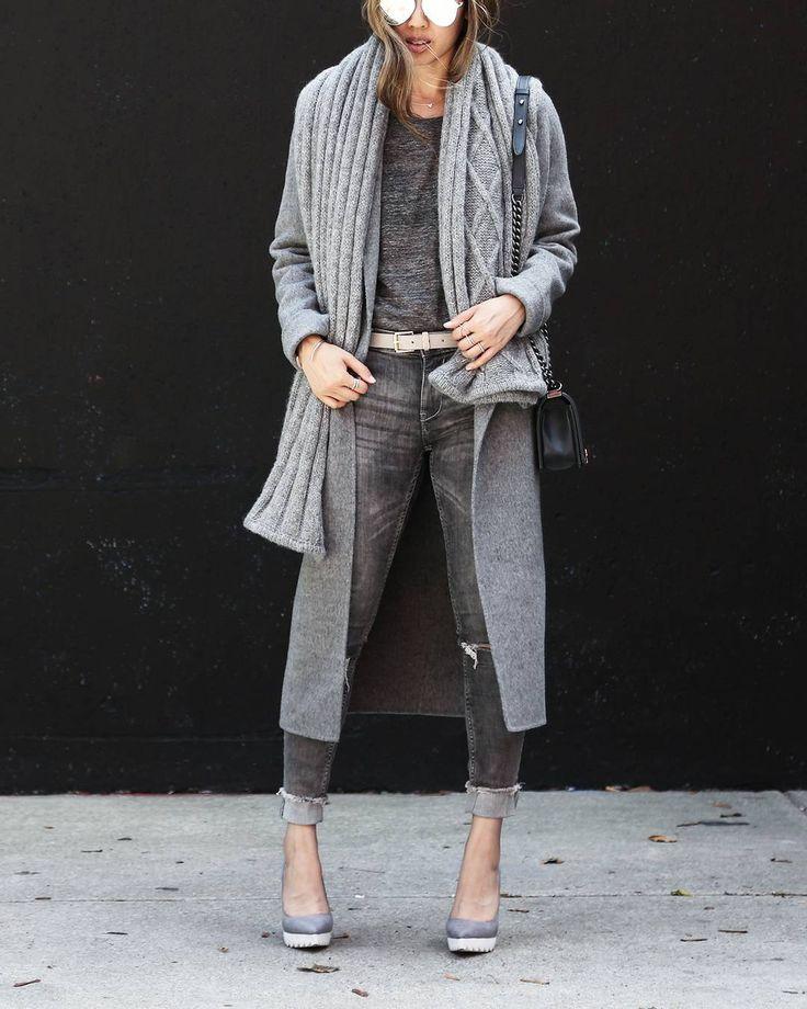 Monochromatic Outfit Ideas | POPSUGAR Fashion