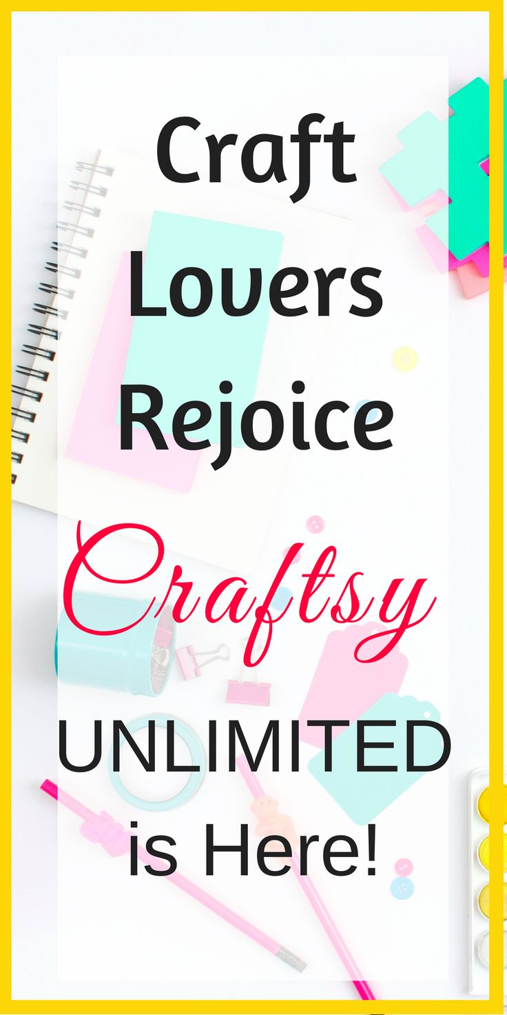 Introducing Craftsy UnlimitedUnleash your creativity. Every Craftsy class, plus new and exclusive video tutorials weekly, now at your fingertips! Start your free trialafflink