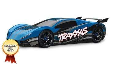 fastest rc car