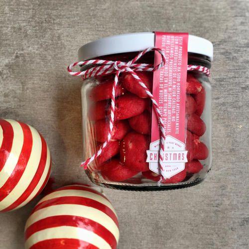 Red Velvet Mini Cookies