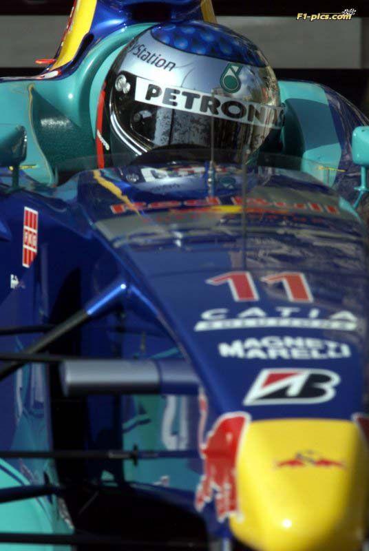 Jean Alesi, Monaco Grand Prix 1999, Sunday © Sauber Petronas