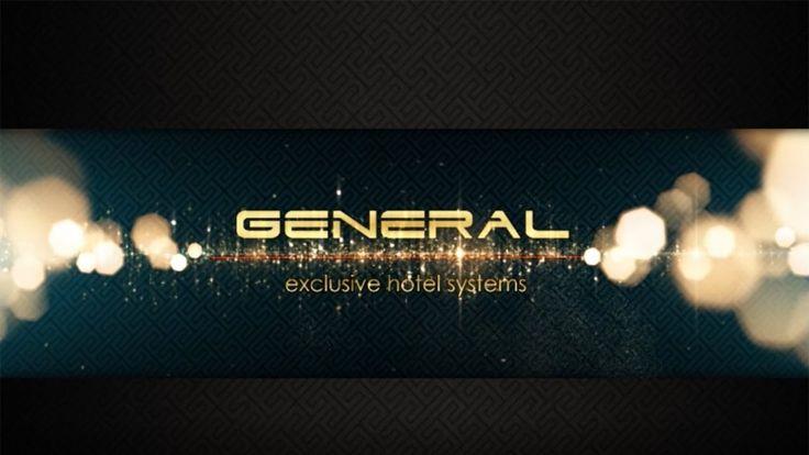 Genereal Kilit Otel Sistemleri - Tanıtım Videosu