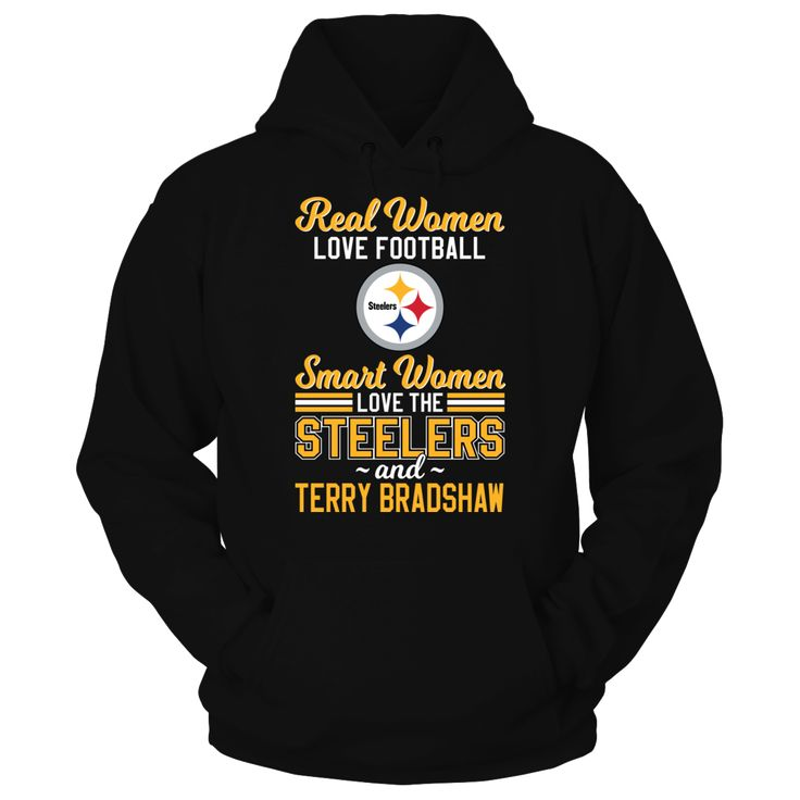 Pittsburgh Steelers - Bradshaw - Real Women Smart Women