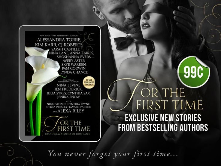 For The First Time Anthology PreOrder Blitz & Rafflecopter giveaway