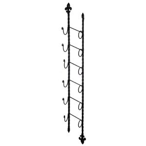 DECORATION/Storage Wine Rack Wall Hanging Ladder Style